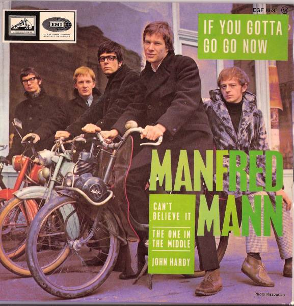 1967 Solex 2200 (Manfred Mann record cover)