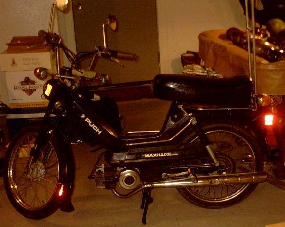 1979 Puch Maxi Luxe