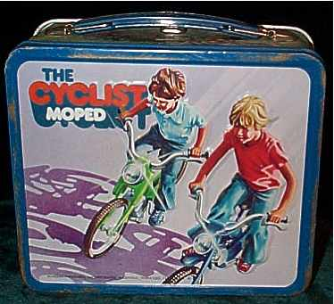 (Moped Lunchbox)