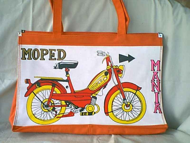 (Moped Purse)