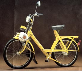 1980 Motobecane Velosolex (Brochure Photo)