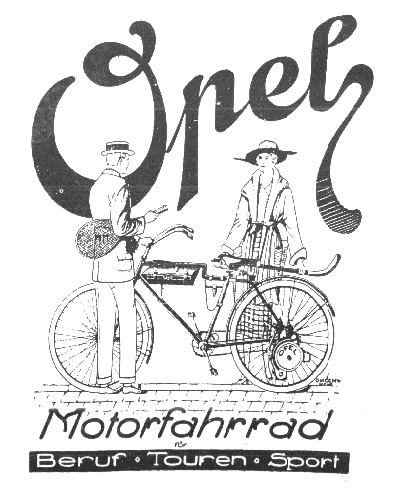 (Old Moped Ad 2)