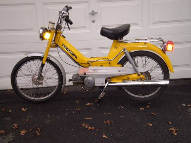 1975 Puch Maxi S