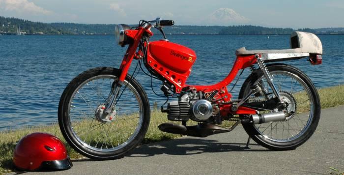 1978 swinger 2 moped