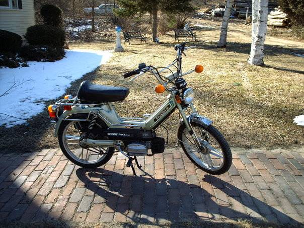 1980 Puch Maxi Sport MKII