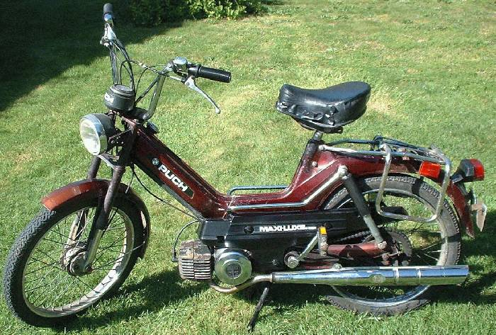 1978 Puch Maxi Luxe
