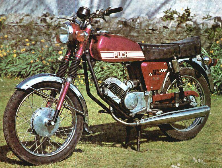 Puch M50 Sport