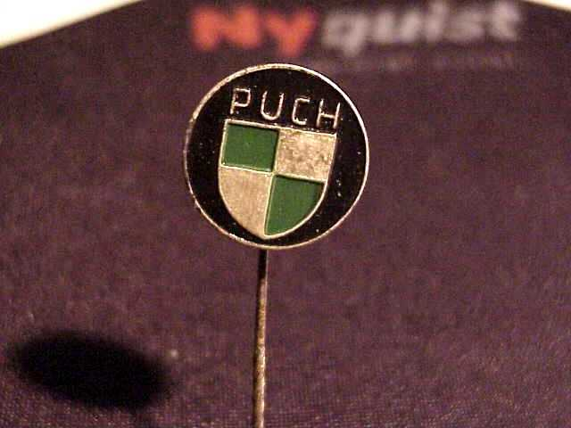 Puch (Lapel Pin)