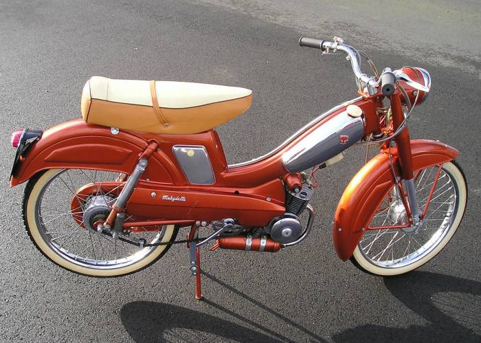 1960 Motobecane Mobylette | Moped Photos — Moped Army