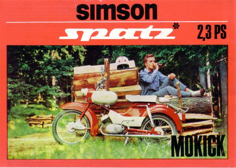 1967 simson sr 4 1 spatz moped photos moped army. Black Bedroom Furniture Sets. Home Design Ideas