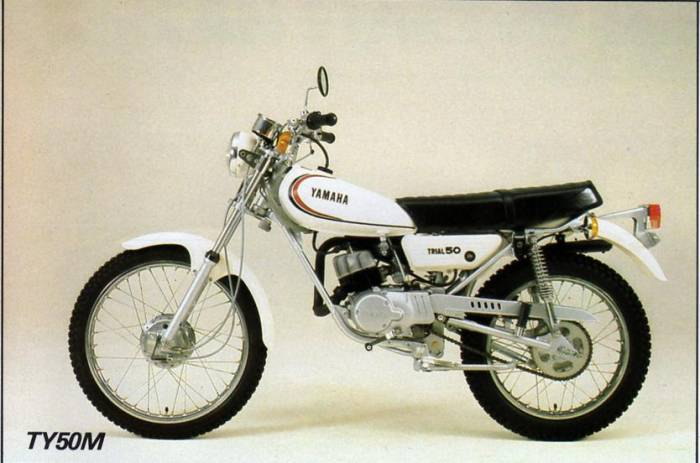 Trac moped 15