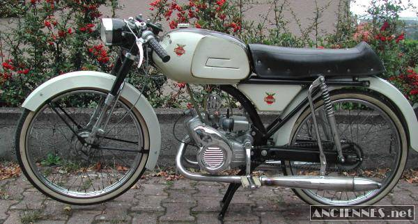 1962 flandria record moped photos moped army. Black Bedroom Furniture Sets. Home Design Ideas