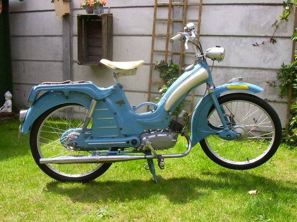 History of HarleyDavidson scooters and mopeds