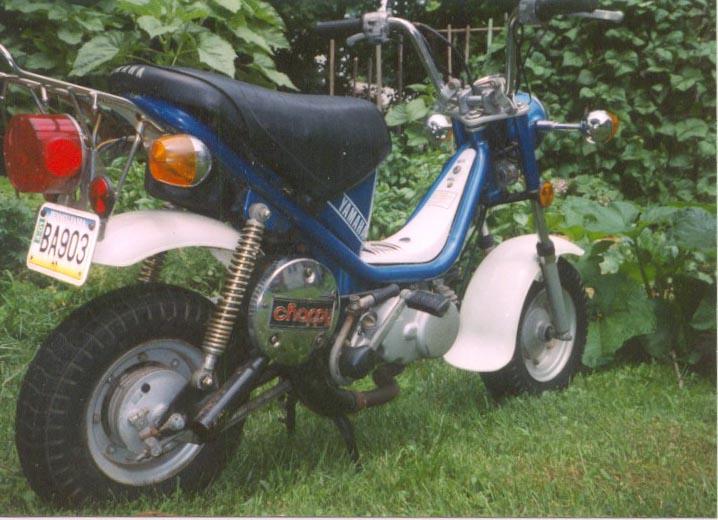 Yamaha LB-50 Chappy