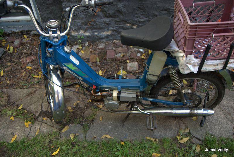 f/s: 1980 Sachs Sundancer — Moped Army