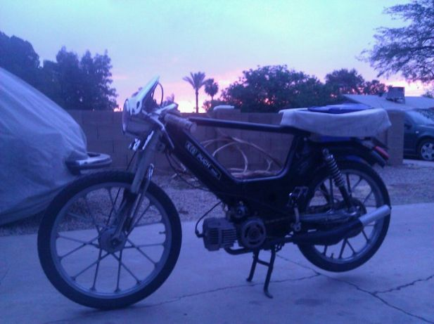 Photo of Moped