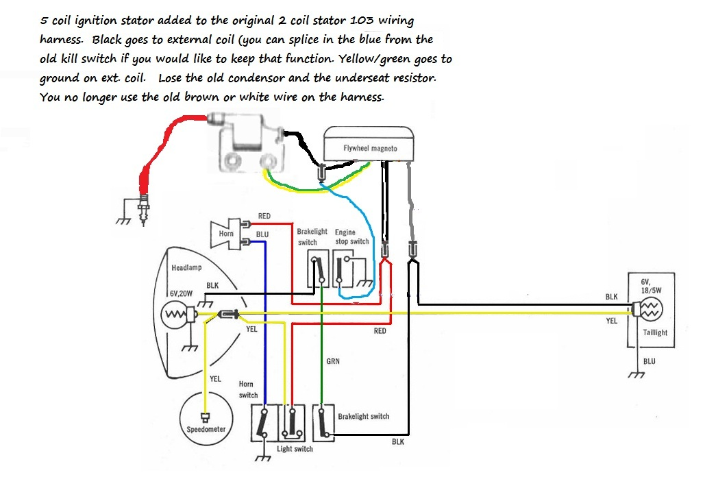 Coilignition on Chinese Cdi Wiring Diagram For