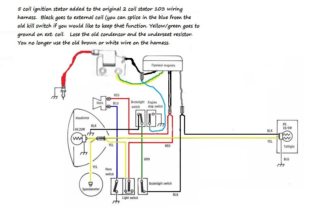 pertronix coil wiring diagram electrical schematic