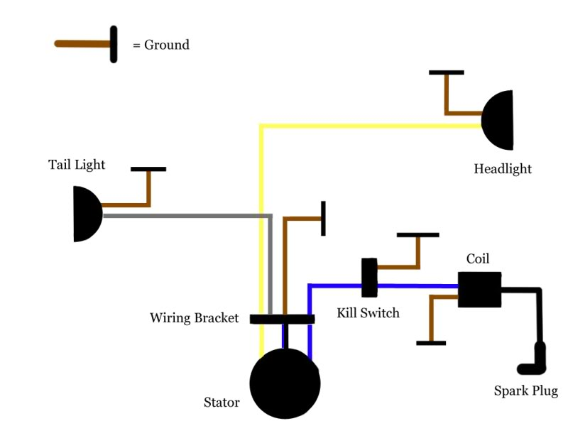 [DIAGRAM_09CH]  Puch wiring - Moped Wiki | Wiring Diagram Puch Newport |  | Moped Army