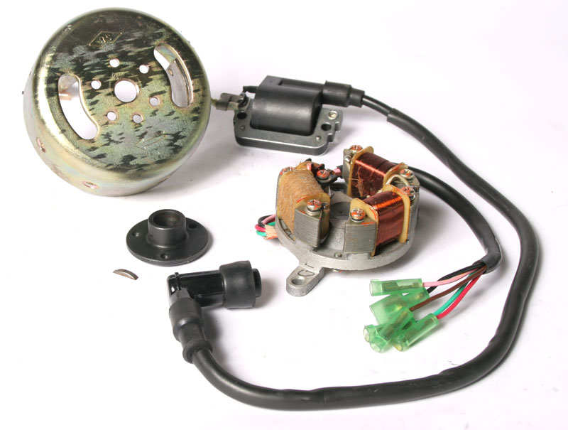 Hobbit CDI Wiring - Moped Wiki on