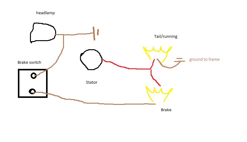 Diy Brake Light