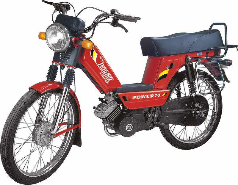 Hero Majestic Panther Moped Wiki