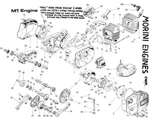 300px-Info-Morini-M1-Engine  Cc Engine Diagram on