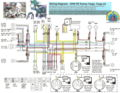turn signal wiring diagram for 1966 mustang without turn signals wiring diagram for tomos a3