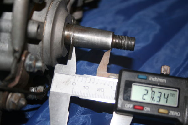 measure large taper