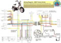 without turn signals wiring diagram for tomos a3 tomos wiring diagrams - moped wiki 7 wire turn signal wiring diagram for
