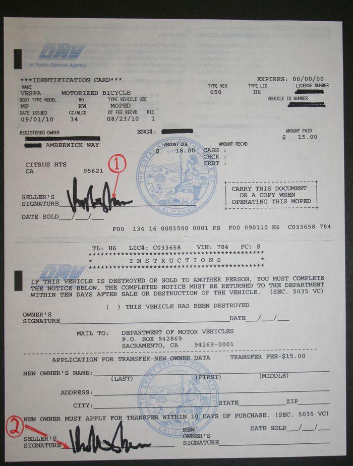 Drivers License Renewal Form Ontario