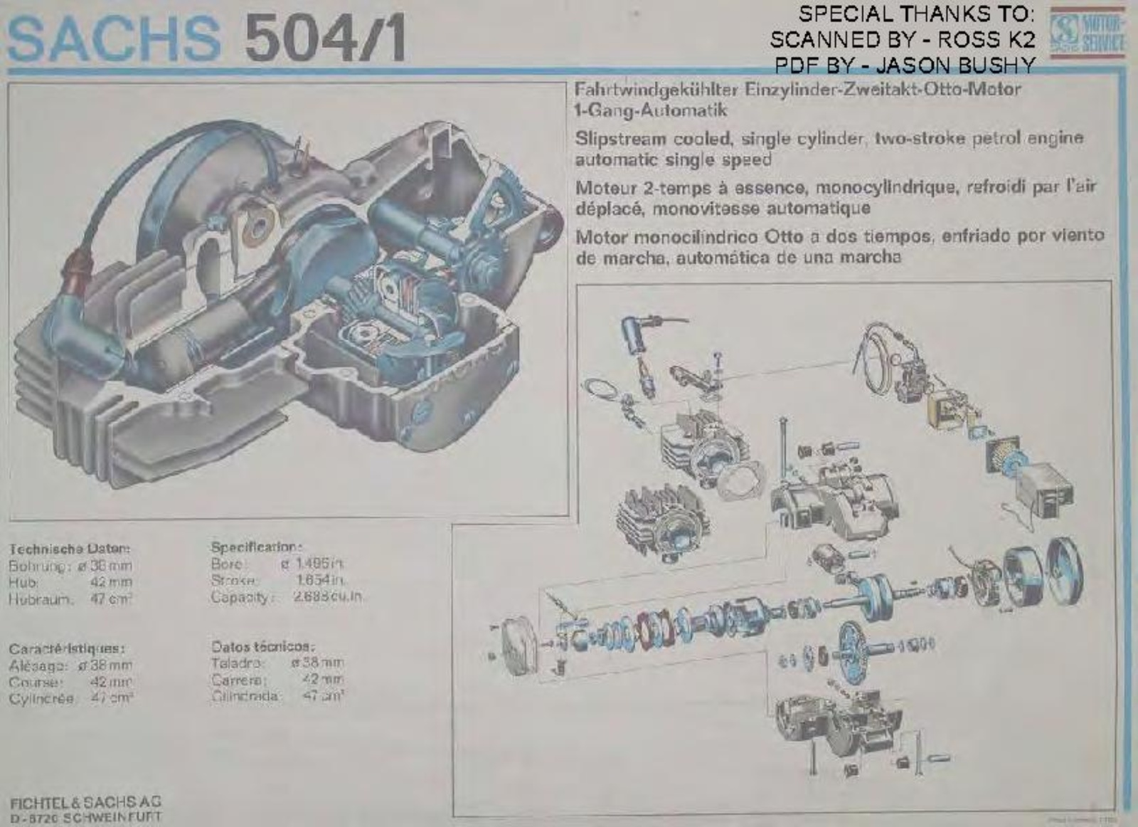 File:SACHS 504 Engine Manual-1.pdf | Moped Wiki — Moped Army