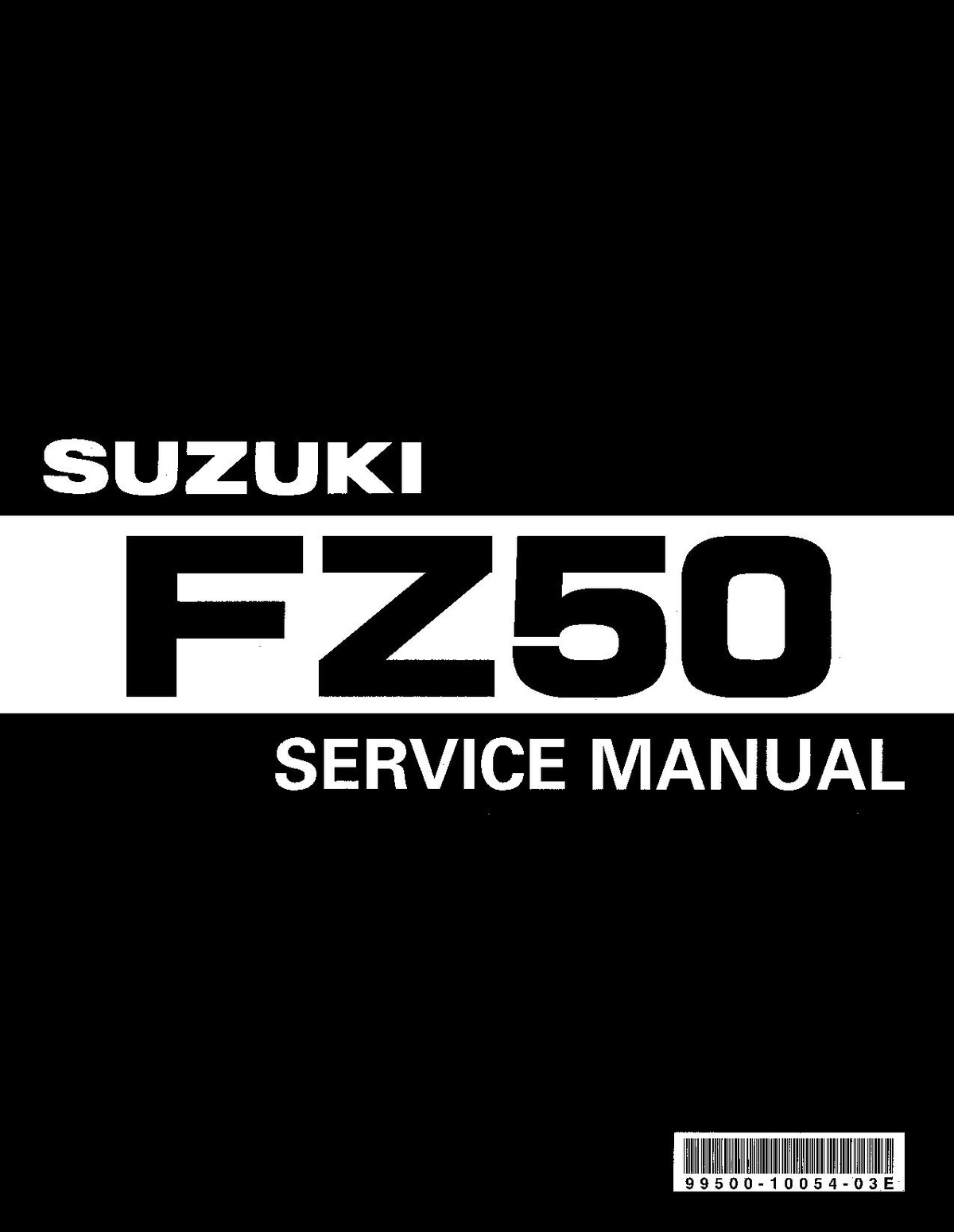 File:Suzuki fz50 servicemanual 4.pdf | Moped Wiki — Moped Army