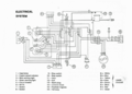 List of wiring diagrams - Moped Wiki Garelli Wiring Diagram on